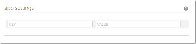 Configure-AppSettings