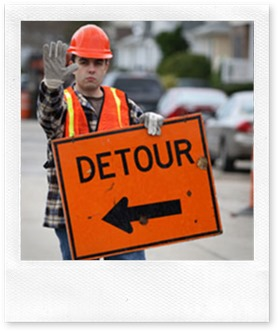 road-worker-detour