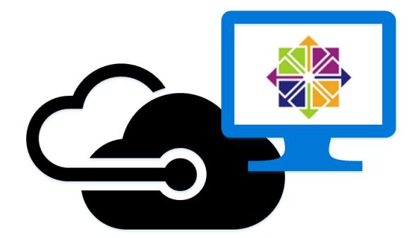 Create a CentOS Virtual Machine Using #Azure Resource