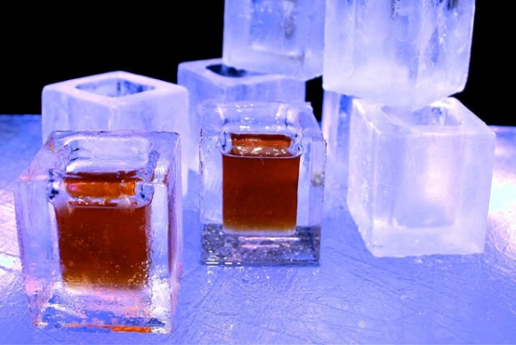 Ice-Shot-Glasses