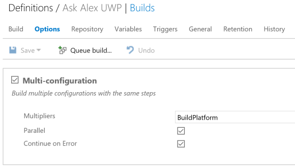 Build-Options
